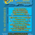 Copperhead County on Vollmershain Open Air